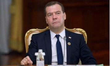 Jauni ierobežojumi Krievijas ministriem - auto par 2,5 miljoniem rubļu un telefons par 15 tūkstošiem