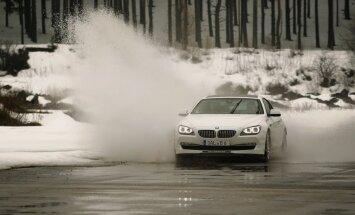 Rīgā viesojas ekskluzīvākie 'BMW' – 'Alpina' modeļi
