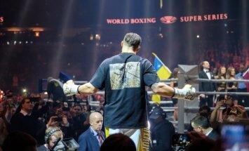 Usika un Gasijeva mačs WBSS finālā tomēr notiks Krievijā