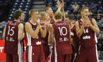 Стали известны соперники сборной Латвии за путевку на ЧМ в Китае