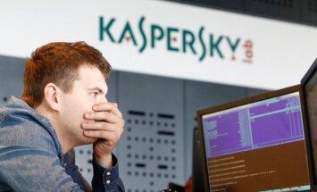 'Kaspersky' 'nejauši' ieguvusi ar ASV NSA saistītus failus