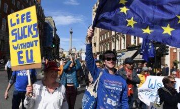 ЕС предложит Великобритании временное соглашение о зоне свободной торговли
