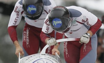 Melbārdim/Dreiškenam piektā vieta Eiropas čempionātā