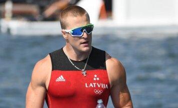 Алексей Румянцев — пятый на Олимпиаде в спринте на байдарке