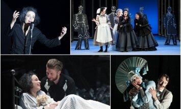 Liepājas teātris ar 'Piafu' un 'Precībām' dosies viesizrādēs uz Rīgu