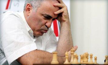 Putins kritīs tikai ģeopolitiskas sakāves rezultātā, prognozē Kasparovs