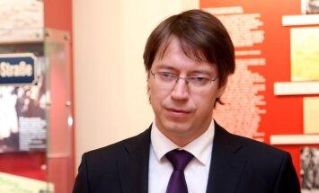'Latvijas Pastu' turpinās vadīt Vilcāns