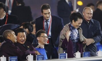 Внимание Путина к первой леди Китая вызвало резонанс в мировых СМИ