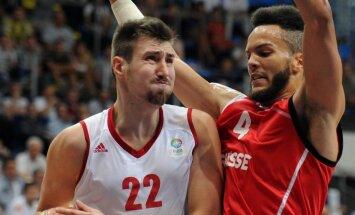 Latvijas basketbola izlases pretiniece Krievija paliek bez viena no līderiem Karasjova