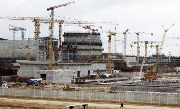 Белоруссия потребовала от России замены упавшего корпуса реактора АЭС, вызывающей протесты Литвы