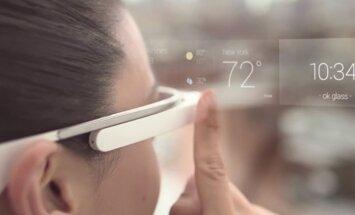 Video: ASV brīvā pārdošanā parādās 'gudrās' 'Google' brilles