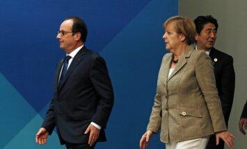 Меркель и Олланд летят в Киев и Москву с новым предложением по Донбассу