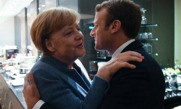 Меркель и Макрон оценят в Брюсселе ход минского процесса