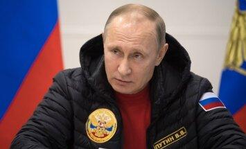 Путин провел совещание на Земле Франца-Иосифа