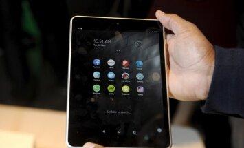'Nokia' 2015.gadā laidīs tirgū planšetdatoru