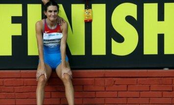 IAAF saglabā Krievijas vieglatlētikas diskvalifikāciju