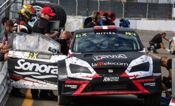 Reinis Nitišs pārtrauc sadarbību ar 'All-Inkl.com Munnich Motorsport' komandu