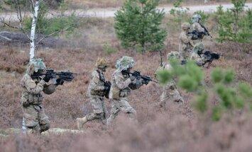 Oktobrī Latvijā noritēs plašas NBS un sabiedroto militārās mācības