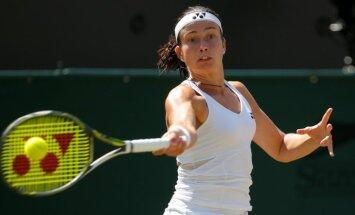 Sevastovai neizdodas iegūt WTA jūnija izrāviena balvu