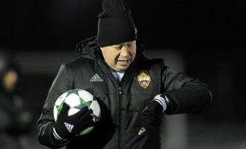Леонид Слуцкий ушел в отставку из московского ЦСКА