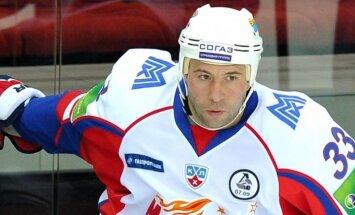 Šuplera vadītais 'Donbass' vēlas savās rindās redzēt Sušinski