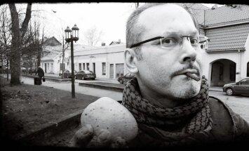 Labākais dzejas krājums: Dmitrijs Sumarokovs 'Café Europe'