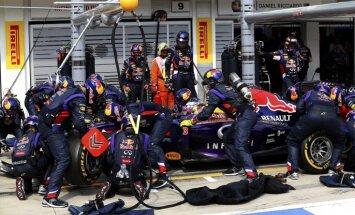 'Red Bull' gatavi nākamsezon startēt ar trim mašīnām