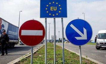 В ЕС согласовали создание единой пограничной службы