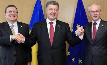 Ja pasaule neapvienosies, Krievija var ieņemt jebkuru Eiropas pilsētu, brīdina Porošenko