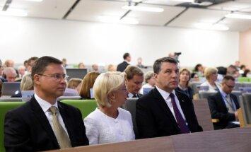 Izglītība un dinamisks darba tirgus – Baltijas jūras reģiona attīstības pamats, pārliecināts Vējonis