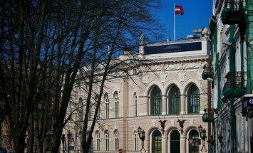 Latvijas Banka paaugstinājusi šā gada IKP pieauguma prognozi līdz 4,2%