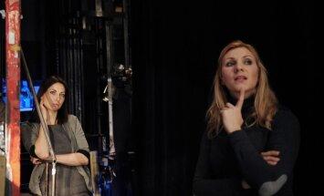 Fotoreportāža: Koncerta 'Operetes ekspresis' ģenerālmēģinājums
