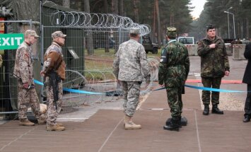 Krievija satraukta par NATO 'kariņu' Baltijā