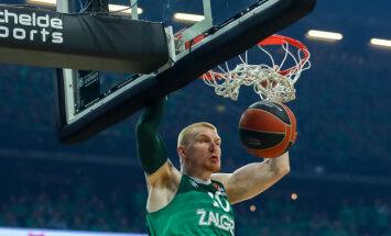 'Žalgiris' vēlreiz uzvar Strēlnieku un 'Olympiacos', tuvojoties Eirolīgas 'Final Four'