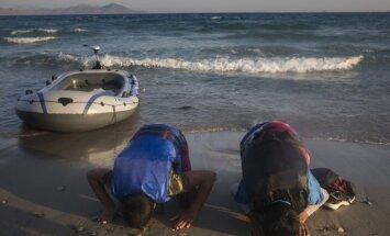 В Риге состоится акция в поддержку беженцев