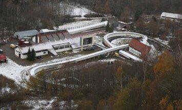 Stokholma uzrunājusi LOK par iespēju 2026. gada olimpisko spēļu sacensības rīkot Siguldas trasē