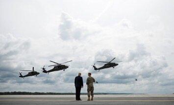 Igaunija: ASV aizsardzības budžets pastiprina savaldīšanas potenciālu Eiropā