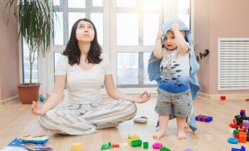 Pieci organizatoriskas dabas noslēpumi aizņemtām mammām
