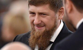 Čečenu militārā policija atrodas Sīrijā, apstiprina Kadirovs