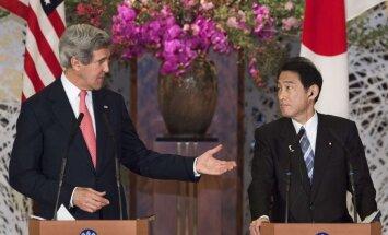 Kerijs: ASV ir pilnībā gatavas aizsargāt Japānu