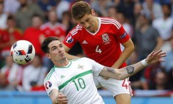ВИДЕО, ФОТО: Автогол принес Уэльсу исторический четвертьфинал ЕВРО