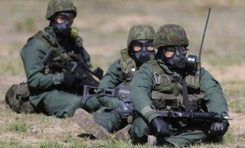 Lietuva gatava atgriezties pie obligātā militārā dienesta; pirmais iesaukums notiktu jau septembrī