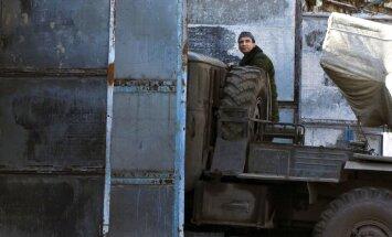 Sīrijas operācijas dēļ Krievijas militārās rūpnīcas strādājot trīs maiņās