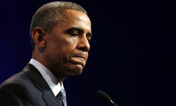 """Обама исключил из законодательства слово """"негр"""""""