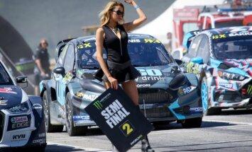'World RX' posmā Francijā uz starta rekordliels 'Supercar' mašīnu skaits