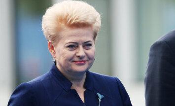 В тройку самых влиятельных в Литве вошли президент и два баскетболиста