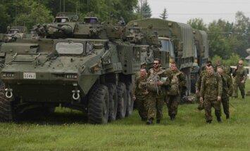 Kanāda Latvijas aizsardzībai tērēs 348 miljonus dolāru; gatavojas Krievijas propagandas uzbrukumiem