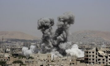 Laikraksts: Sīrijā smagi ievainots Krievijas ģenerālis