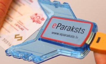 Latvijas e-paraksts par 13 miljoniem eiro – visaktīvāk lieto amatpersonas un ierēdņi