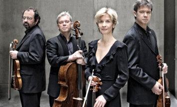 Rudens kamermūzikas festivālu atklās pasaulslavenais 'Hagen' kvartets